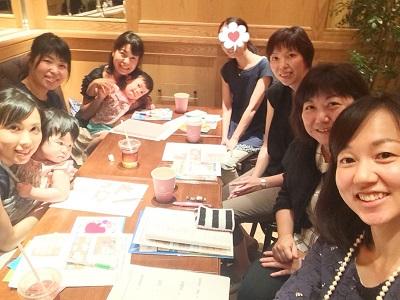 2015.09.18 名古屋ママ'S カフェ