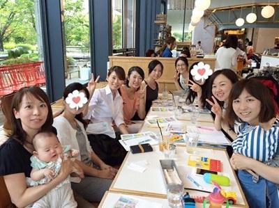 2015.6.25 大阪ママ'S カフェ